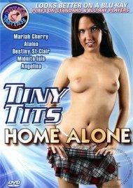 Tiny Tits Home Alone Porn Movie