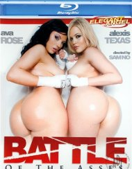 Battle Of The Asses Blu-ray porn movie from Elegant Angel.