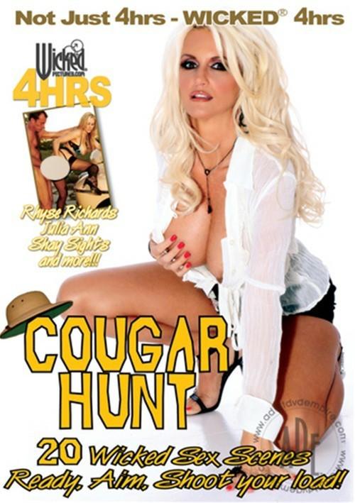Lesbian cougar hunt