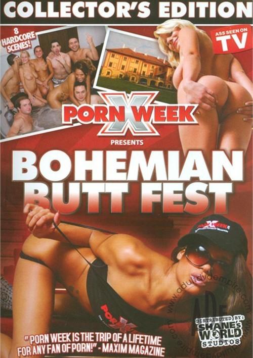 Porn Week: Bohemian Butt Fest