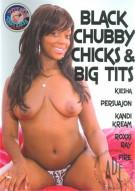 Black Chubby Chicks & Big Tits Porn Video