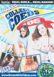Dream Girls: Naked College Coeds #105 Porn Video