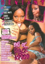 Big Ol' Black Asses Porn Video