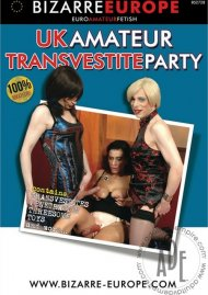 UK Amateur Transvestite Party Porn Video