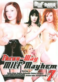 Three-Way MILF Mayhem 7 Porn Video