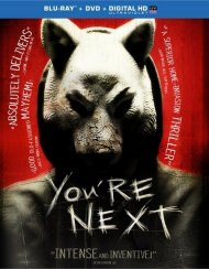 Youre Next (Blu-ray + DVD + UltraViolet) Blu-ray Movie