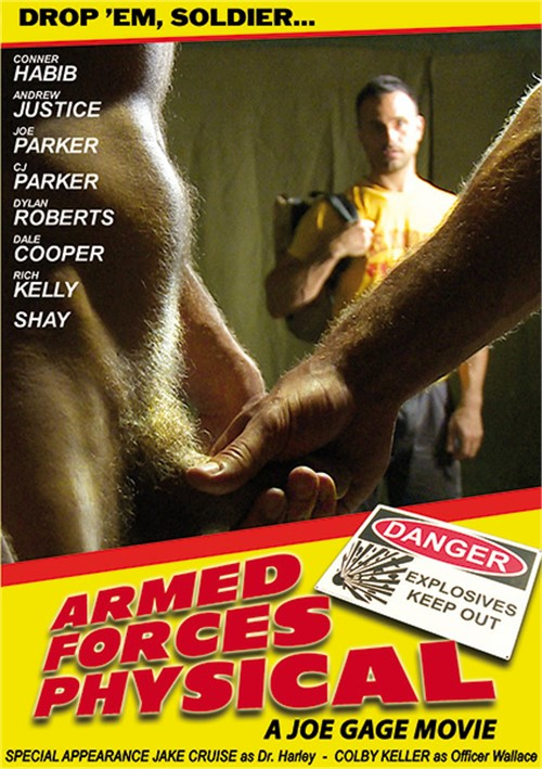 Armed F-rces Physical Boxcover