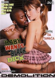 Baby Wants Black Dick Bad! Porn Video