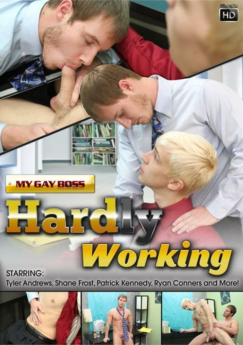 Hardly Working Boxcover