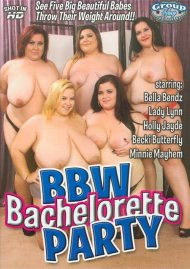 BBW Bachelorette Party Porn Video