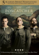 Foxcatcher (DVD + UltraViolet) Gay Cinema Movie