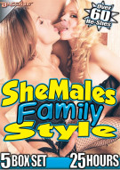 She Males Family Style Porn Movie