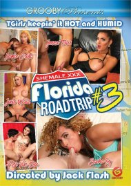 Shemale XXX: Florida Road Trip #3 Porn Video