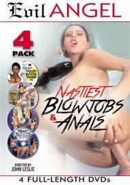 Nastiest Blowjobs & Anals 4-Pack