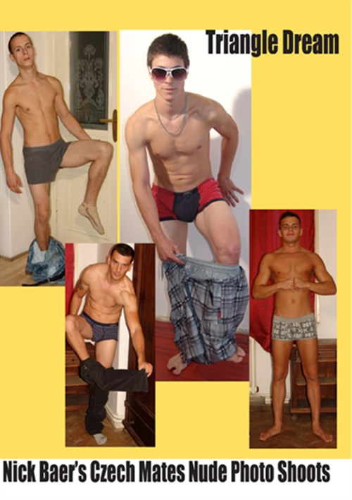 Nick Baer's Czech Mates Nude Photo Shoots Boxcover