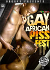 Gay African Piss Fest Boxcover