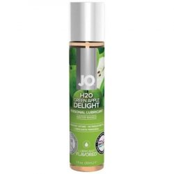 Jo H2o Green Apple Delight Flavored Lube - 1oz Sex Toy