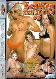 Lesbian She Males #2 Porn Movie