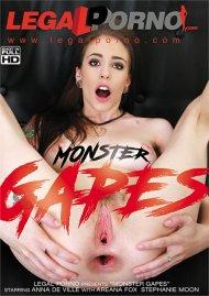 Monster Gapes Movie