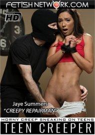 Jaye Summers Creepy Repairman Porn Video