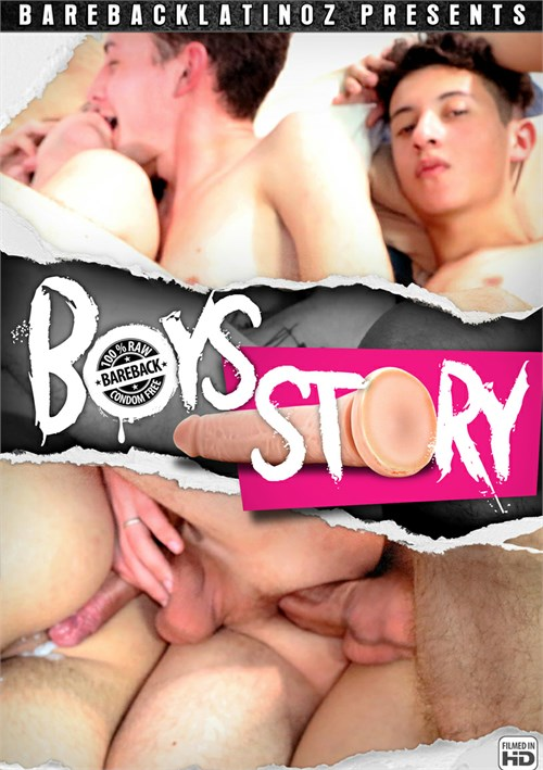 Boys Story Boxcover
