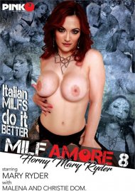 MILF Amore 8: Horny Mary Ryder