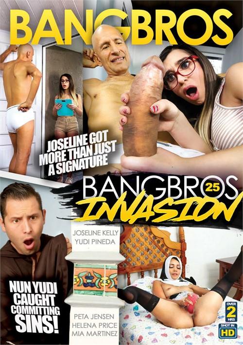 Bang Bros Invasion 25 Gonzo 2019 Helena Price