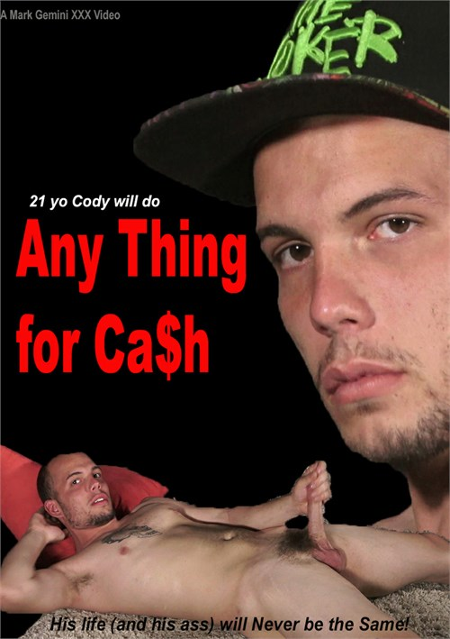 Anything for Cash Boxcover