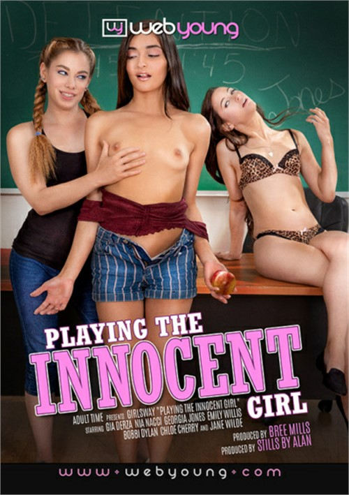 Playing The Innocent Girl Boxcover