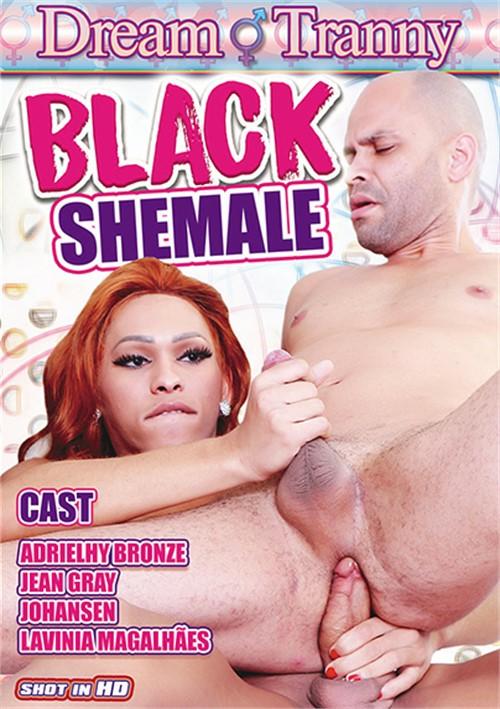 Shemale black Black