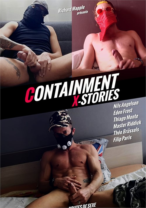 Containment X-Stories Boxcover