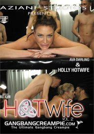 Gangbang Creampie: HotWife Vol. 2 Porn Video