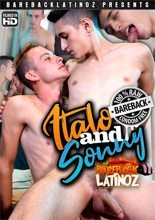 Italo and Sonny Boxcover