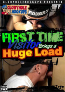 First Time Visitor Brings a Huge Load Boxcover