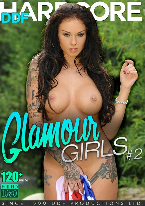 Glamour Girls #2 Boxcover