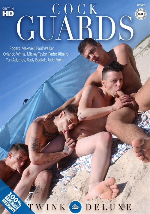 Cock Guards Boxcover