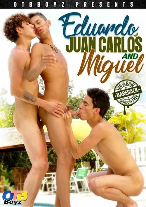 Eduardo, Juan Carlos & Miguel Boxcover