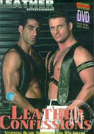 Leather Confessions Gay Porn Movie