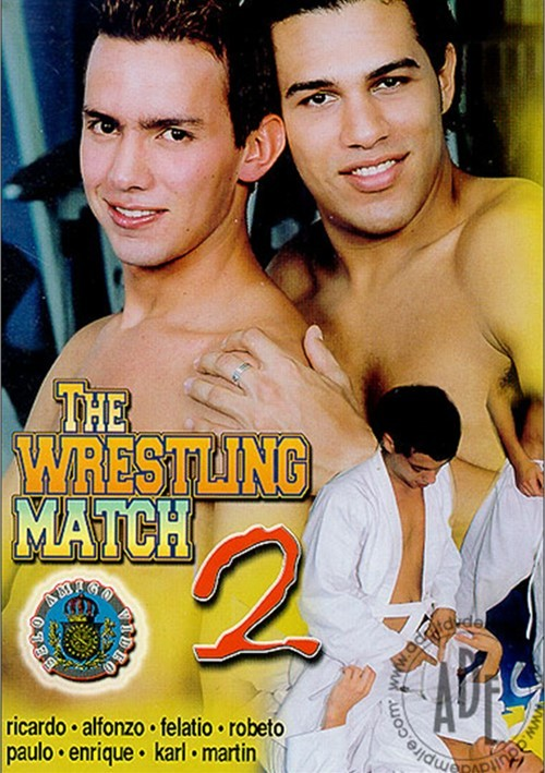 Wrestling Match 2, The Boxcover