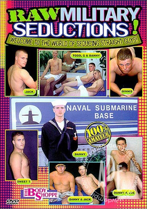 Raw Military Seductions Boxcover
