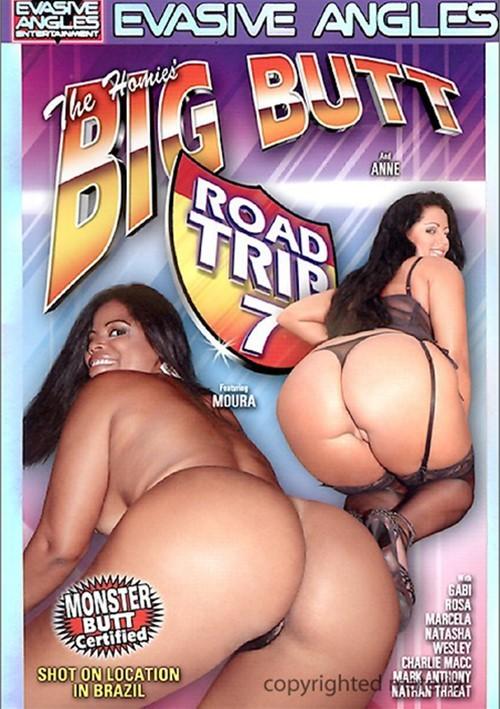 The homies big butt road trip