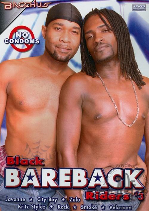 Black Bareback Riders #3 Boxcover