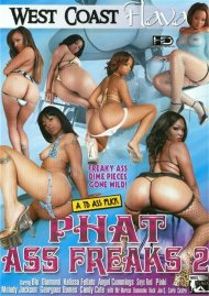 Phat Ass Freaks 2 Porn Video