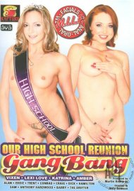 Our High School Reunion Gang Bang Porn Video