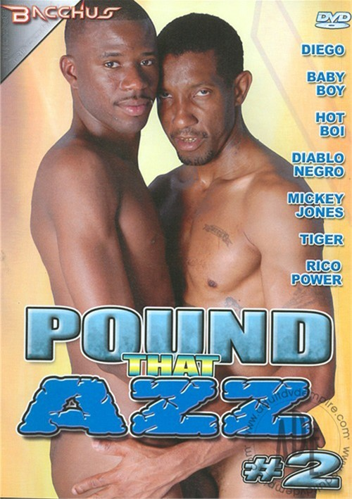 Pound That Azz #2 Boxcover