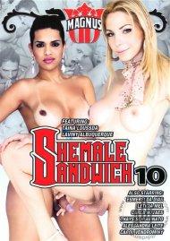 Shemale Sandwich 10 Porn Video