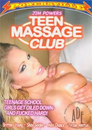 Teen Massage Club Porn Video