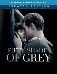 Fifty Shades Of Grey (Blu-ray + DVD + Ultra Violet) Blu-ray movie from Universal Pictures.