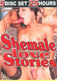 Shemale Love Stories 5-Disc Set Porn Movie