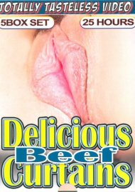 Delicious Beef Curtains 5-Pack
